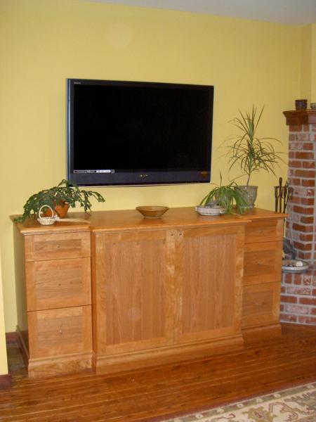custom cabinets for living room