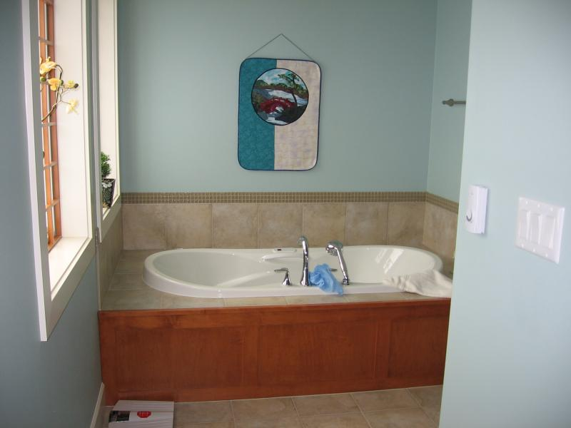 custom bathtub fitting